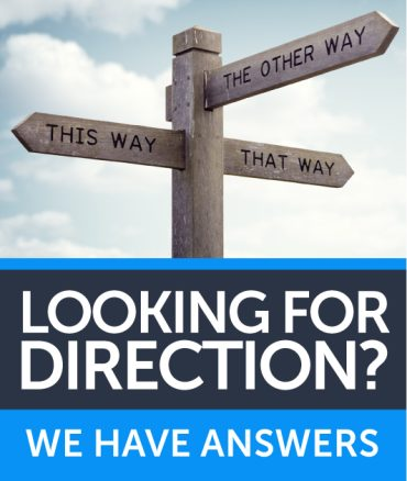 Bible Tracts To Find Direction
