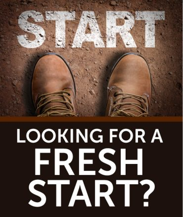 Bible Tracts To Find A Fresh Start