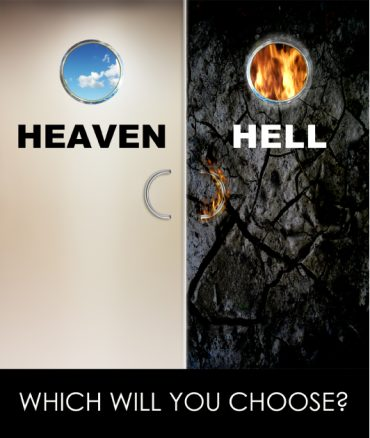 Bible Tracts Speaking On Heaven & Hell