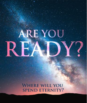 Are You Ready Bible Tracts