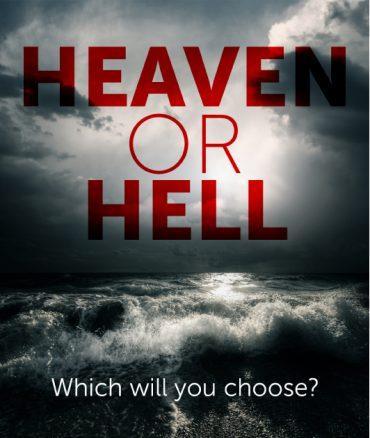 Heaven Or Hell Custom Gospel Tracts
