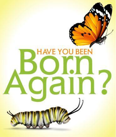 Born Again Custom Bible Tracts