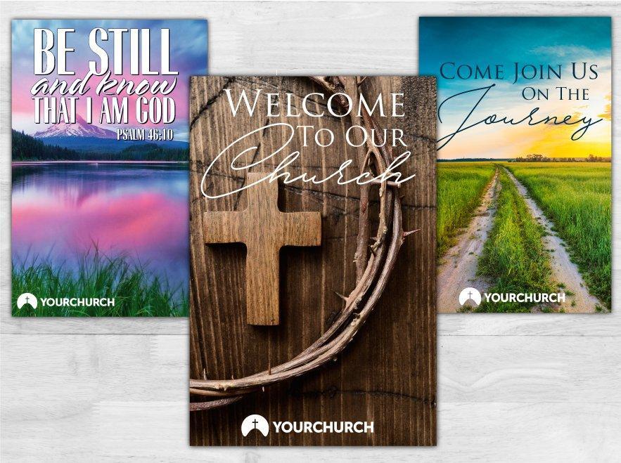 bulletin design disciplepress church outreach printing