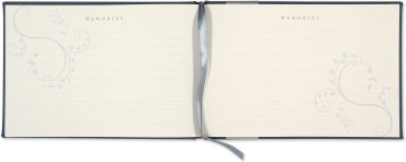 Funeral Program Guest Book 1005
