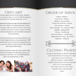 Funeral Program 2001