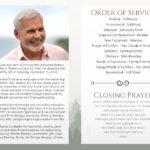 Funeral Program 2011