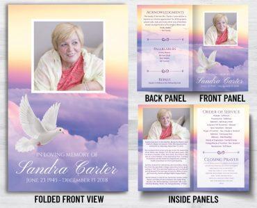 Funeral Program 2012