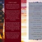 Funeral Program 2015