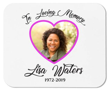 Memorial Products Mouse Pad