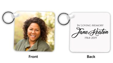 Memorial Products Key Chain