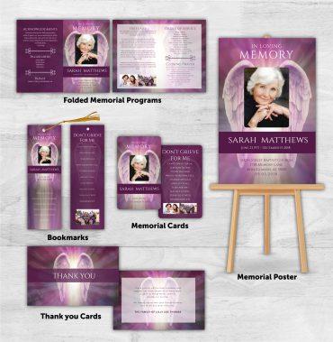 Funeral Program Combo Pack 2006
