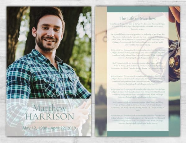DisciplePress Custom Funeral Brochure Printing Services
