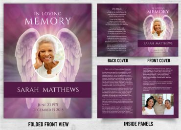 Memorial Prayer Card 2006
