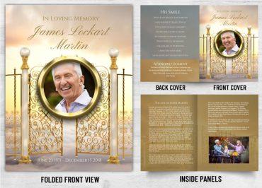 Memorial Prayer Card 2014