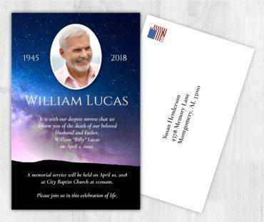 Funeral Program 2009